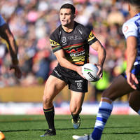 7. Nathan Cleary, Match-Worn Indigenous Jersey0