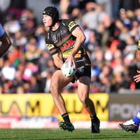 4. Matt Burton, Match-Worn Indigenous Jersey1