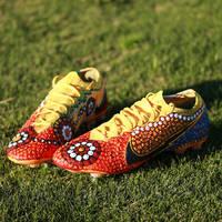 Api Koroisau's Signed Match Boots0