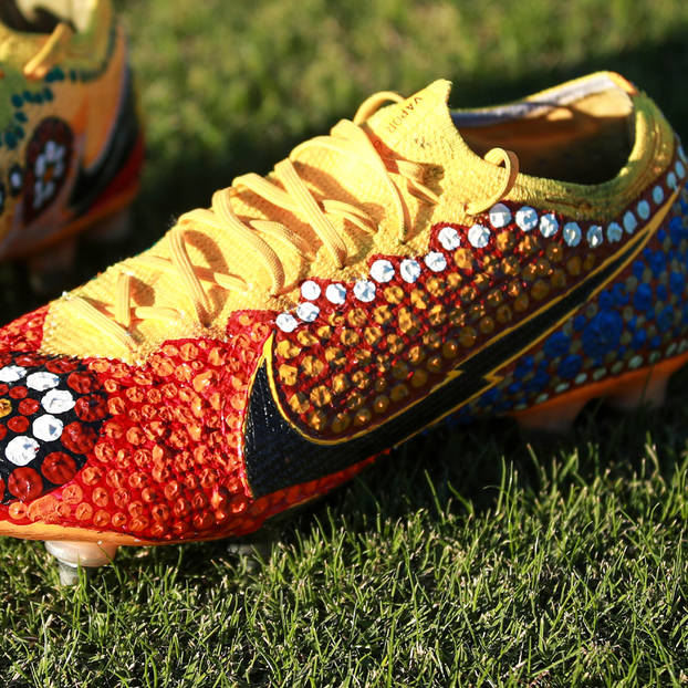 mainApi Koroisau's Signed Match Boots1