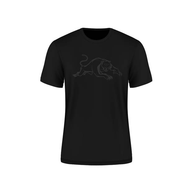 2021 Panthers Youth Black Tee0
