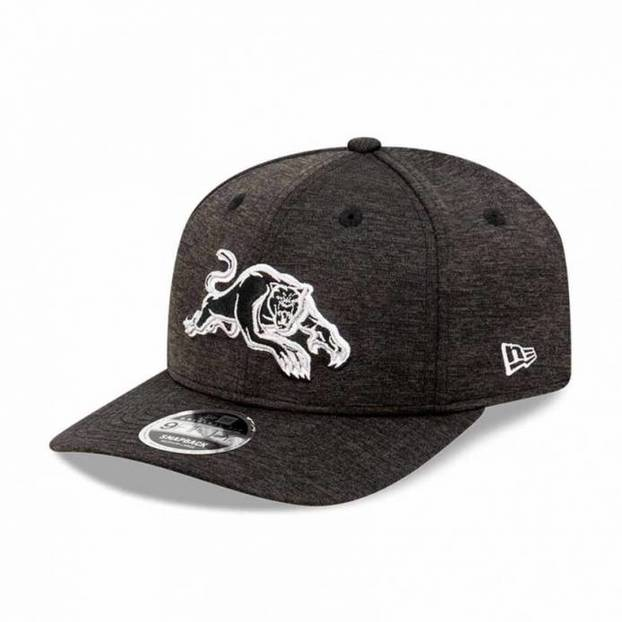 New Era Panthers Graphite Cap0