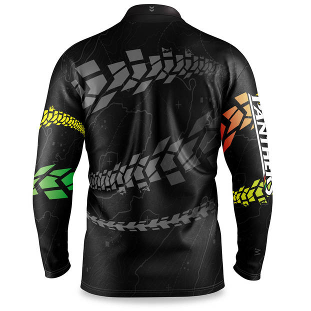 Panthers Trax Off Road Camping Shirt1