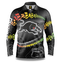 Panthers Trax Off Road Camping Shirt0