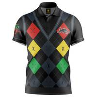 Panthers Mens Fairway Golf Polos0