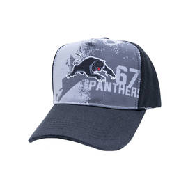 PANTHERS YOUTH GRAPHIX CAP