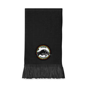 PANTHERS RETRO SCARF