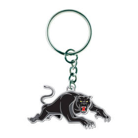 PANTHERS LOGO KEYRING