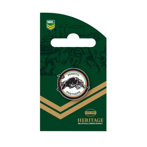 Panthers 1991 Heritage Logo Pin1