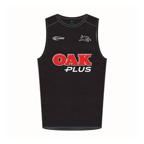 2019 PANTHERS ADULT TRAINING SINGLET