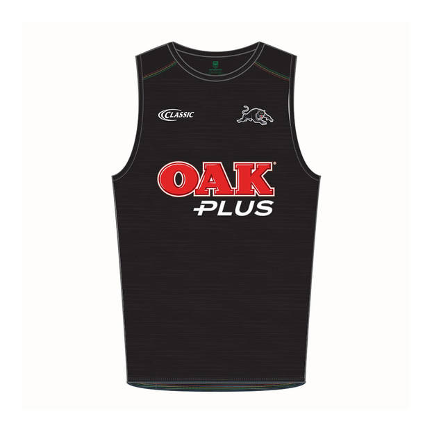 2019 PANTHERS ADULT TRAINING SINGLET0