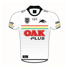 2019 PANTHERS MEN'S AWAY JERSEY
