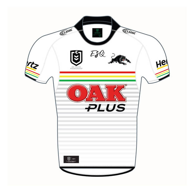 2019 PANTHERS MEN'S AWAY JERSEY0