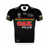 2019 PANTHERS MEN'S HOME JERSEY0