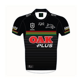 2019 PANTHERS YOUTH HOME  JERSEY