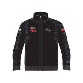 2019 PANTHERS YOUTH TRACK JACKET