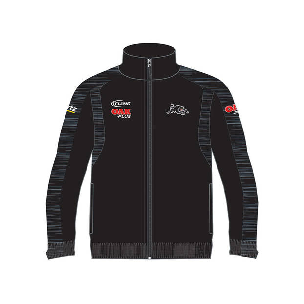 2019 PANTHERS YOUTH TRACK JACKET0