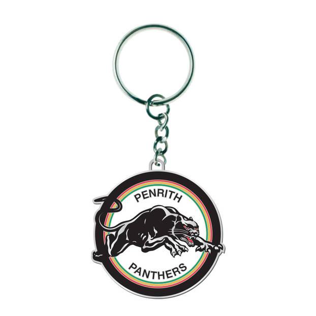 Panthers 1991 Heritage Logo Keyring0