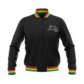 PANTHERS MEN'S CLUB VARSITY JACKET