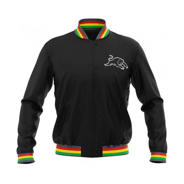 PANTHERS MEN'S CLUB VARSITY JACKET0