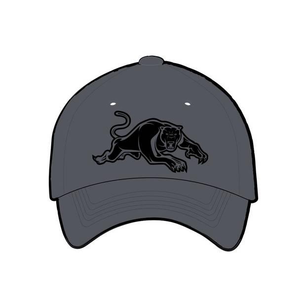PANTHERS GREY CAP0