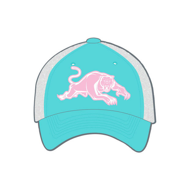 '47 Panthers Kids Mermaid Mesh Cap0
