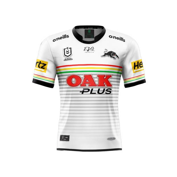 2020 Panthers Youth Away Jersey0