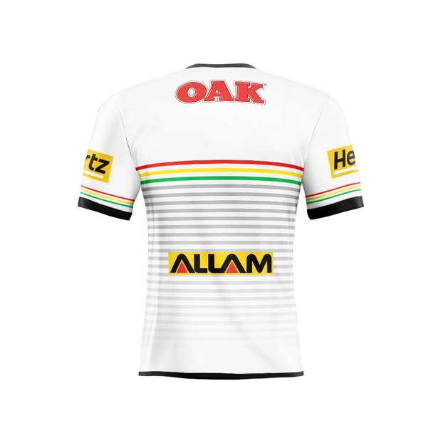 2020 Panthers Youth Away Jersey1