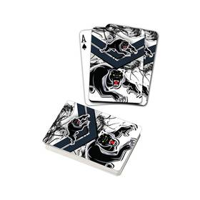 PANTHERS PLAYING CARDS