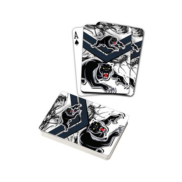 PANTHERS PLAYING CARDS0