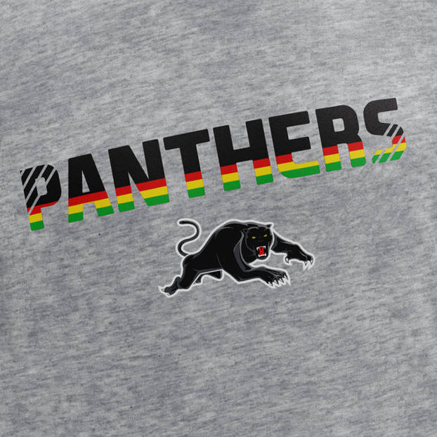 Panthers Men's Heathered Lifestyle Tee1