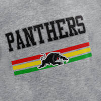 Panthers Youth Heathered Lifestyle Tee1