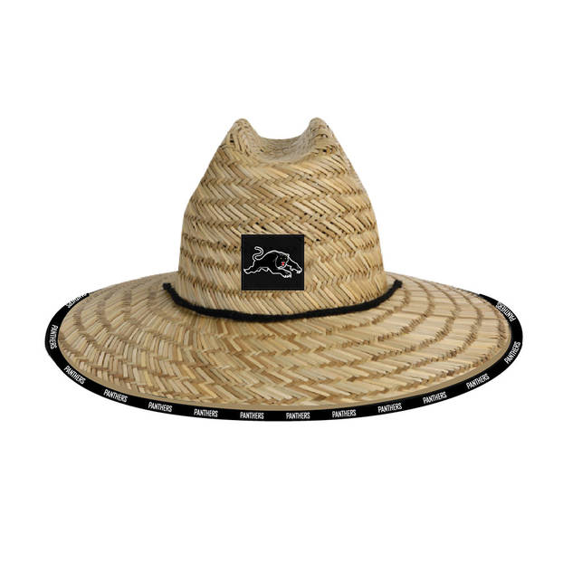 Panthers Straw Hat0