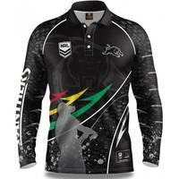 Panthers Men's Fishing Shirt0