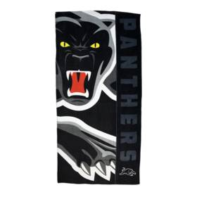 Panthers Beach Towel