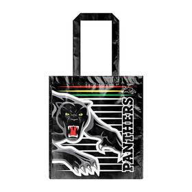 Panthers Laminated Bag