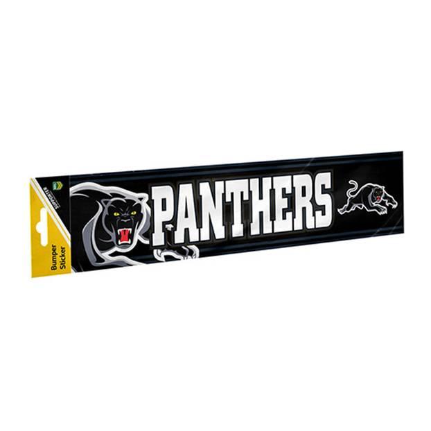Panthers Bumper Sticker0