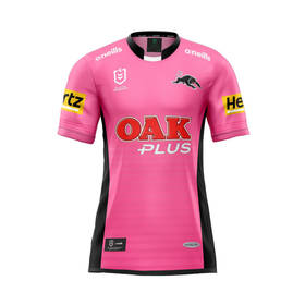 2020 Panthers Ladies Alternate Jersey