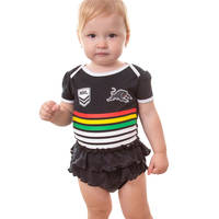 Panthers Girl's Footysuit1
